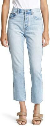 Pistola Denim Keaton Distressed High Waist Jeans