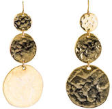 Kenneth Jay Lane Disc Drop Earrings