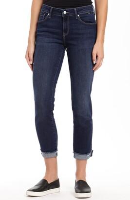 Mavi Jeans Ada Roll Cuff Boyfriend Jeans