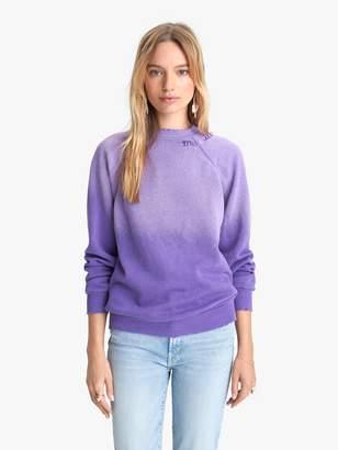 I Stole My Boyfriend's Shirt Mystical Rainbow Sweatshirt - Purple