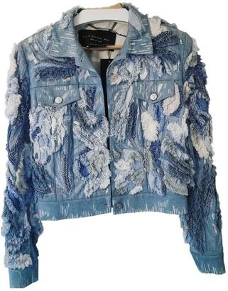 Barbara Bui Blue Denim - Jeans Jacket for Women