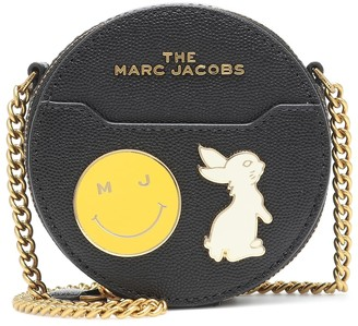 Marc Jacobs The Hot Spot leather shoulder
