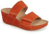 David Tate 'Paris' Wedge Sandal (Women)