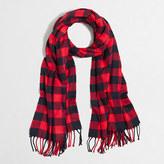 J.Crew Factory Plaid scarf