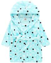 SunnyWorld Toddlers/kids Hooded Terry Robe Fleece Bathrobe Children's Pajamas Sleepwear