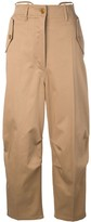 Givenchy baggy fit trousers