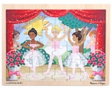 Melissa & Doug Kids Toy, Ballet Performance 48-Piece Jigsaw Puzzle