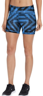 "Champion Women's Absolute 5"" Short with SmoothTec Waistband Printed"