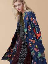 Diane von Furstenberg Floor-Length Jacket