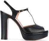L'Autre Chose high heel sandals - women - Leather - 35.5