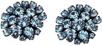 Stella McCartney Black Crystal Earrings