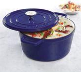Crock Pot Crock-Pot Elmington 5-qt. Cast-Iron Dutch Oven