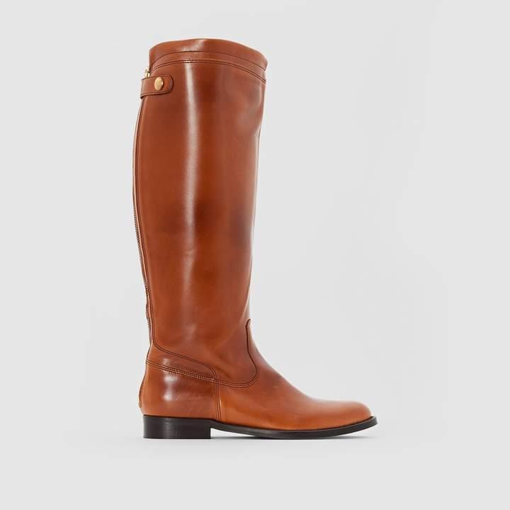 nouveau pas cher convient aux hommes/femmes site autorisé 2132 Leather Boots