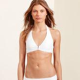 Ralph Lauren Ottoman Halter Bikini Top