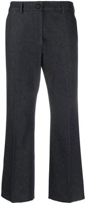 Golden Goose Marta cropped trousers