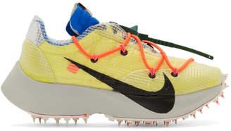 Nike Yellow Off-White Edition Vapor Street Sneakers