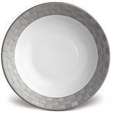 L'OBJET Byzanteum Platinum Round Serving Platter