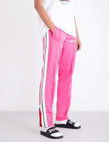 Palm Angels Classic sports-jersey track jogging bottoms