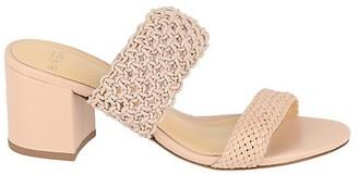 Alexandre Birman Lanny Macrame Leather Slides