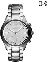 Emporio Armani Connected Stainless Steel Bracelet Hybrid Smart Watch