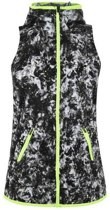 New Balance Short Sleeve Wind Cheater Jacket Ladies