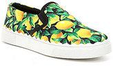 Betsey Johnson Emmet Lemon Sneakers