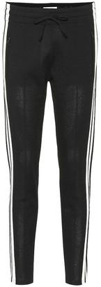 Etoile Isabel Marant Isabel Marant, étoile Docia striped trackpants