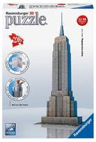 Ravensburger Empire State Building 3D Puzzle 216pc