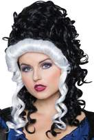 Rubie's Costume Co Women's Victorian Wig, Black/White
