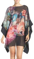 Ted Baker Women's 'Focus Bouquet' Cover-Up Caftan