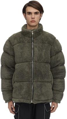 Ziq & Yoni Oversize Techno Puffer Jacket