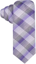 Alfani Men's Peninsula Plaid Tie, Only at Macy's