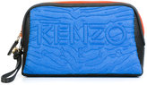 Kenzo Komb clutch - women - Cotton/Nylon/Polyester/Rayon - One Size