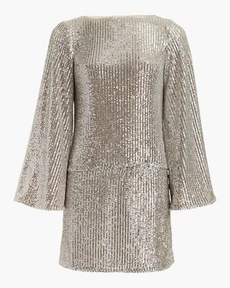 Mestiza Anita Cowl Back Mini Dress