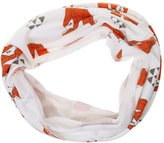 Generic Children's Cotton Cotton Soft Kids Toddler Scarves Neck Wraps Ring Scarf Shawl Neckerchief