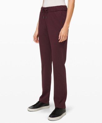 "Lululemon On the Fly Pant Full Length 31"" *Online Only"