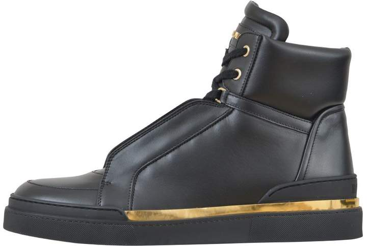 Balmain High-top Sneaker