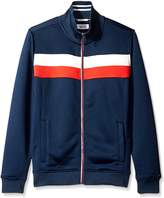 Tommy Hilfiger Men's Thdm Track Fn Zip Through Long Sleeve Hoodie