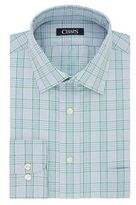 Chaps Men's Regular-Fit Wrinkle-Free Stretch Collar Dress Shirt