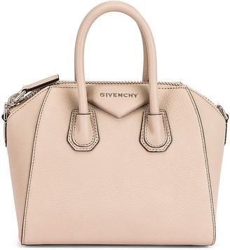 Givenchy Mini Antigona Bag in Dune | FWRD