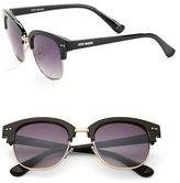 Steve Madden 50mm Wayfarer Sunglasses