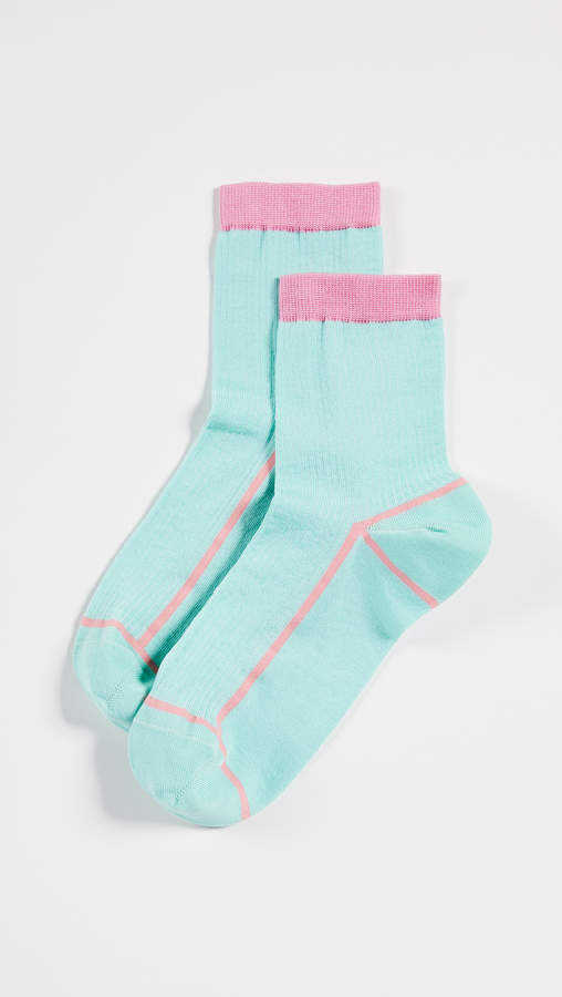 Hysteria By Happy Socks Lily Ankle Socks