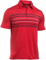Under Armour Men's Coldblack® Stripe Golf Polo