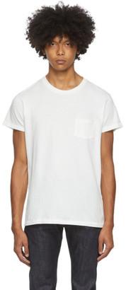 Levi's Clothing White 1950s Sportswear T-Shirt
