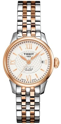 Tissot Le Locle Automatic Lady Watch T41.2.183.33