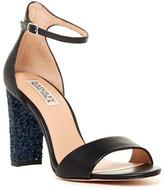 Badgley Mischka Gwen Block Heel Sandal
