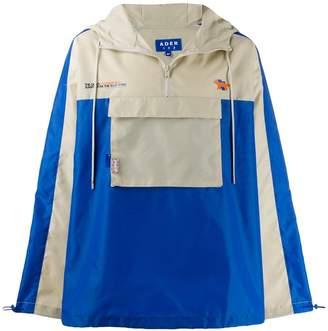 MAISON KITSUNÉ Tetris Fox zipped jacket