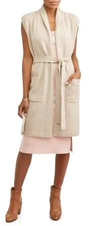 Vest Trui.Draped Sweater Vest Shopstyle