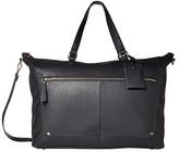 Sole Society Sole / Society SOLE / SOCIETY Irma Duffel Bag (Black) Handbags