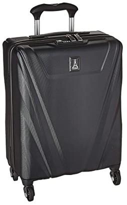 Travelpro 19 Maxlite(r) 5 International Carry-On Hardside Spinner (Black) Luggage